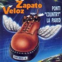 Cd Primer Edición De Zapato Veloz;ponte Contry La Pared