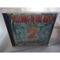 Welcome To The Rave Vol. 2 - Cd Album - Underground Mixes