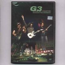 G3 G3 Live In Tokyo Dvd Nuevo