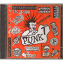 Punk - Volumen 1 ( Compilado Hardcore Punk Mexicano) Cd Rock