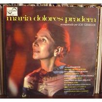 Maria Dolores Pradera Lp Acompañada Por Los Gemelos