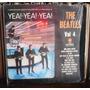 The Beatles Lp Nacional Sello Verde Vol 4 Yea Yea Yea