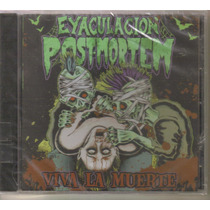 Eyaculacion Post Mortem - Viva ( Dead Rock Español ) Cd Dark