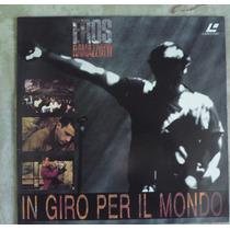 Laser Disc In Giro Per Il Mondo Eros Ramazzotti