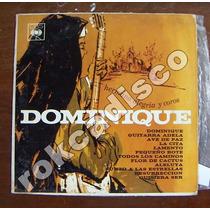 Rock Mex, Dominique (hermana Alegria Y Coros) Lp 12´,