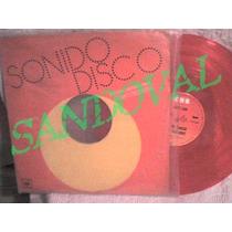 Disco Single De Acetato 33 Rpm Gary´s Gang, Keep On Dancin
