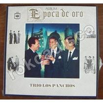 Bolero. Los Panchos, Album Época De Oro, Caja Con 3 Lps 12´