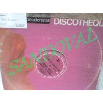 Disco De Acetato 33 Rpm Celi Bee, Macho (a Real Real One)