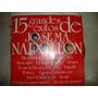 15 Grandes Exitos De Jose Ma. Napoleon Disco Lp D 12