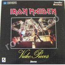 Heavy Metal, Iron Maiden, Disco Laser 8´,