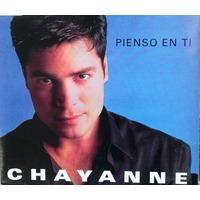 Chayanne Pienso En Ti Cd Sencillo Mexicano, Raro 1998