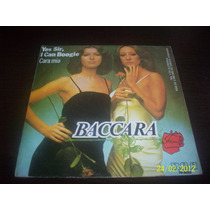 Baccara Yes Sir, I Can Boogie Vinyl Lp Single 1977 Rca Spain