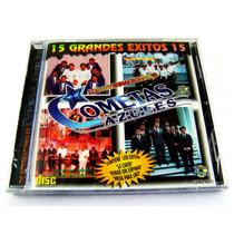 Cometas Azules / 15 Grandes Exitos Cd Nuevo Raro Dco 1997