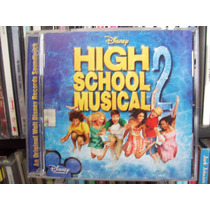 High School Musical 2 Soundtrack En Excelente Estado