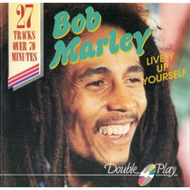 Bob Marley - Lively Up Yourself Rare Cd Europe Casi Nuevo