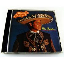 Martin Cavazos / Mi Boleto Cd Como Nuevo Ed 1996 Autografo