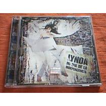 Cd Lynda - Mi Dia De La Independencia - Cd