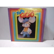 Topo Gigio - El Es Mi Amigo Lp J