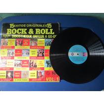 15 Exitos De Rock And Roll Crazy Boys Rebeldes Del Rock, Etc
