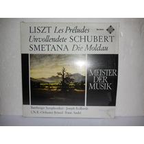 Smetana Die Moldan Disco Acetato Lp
