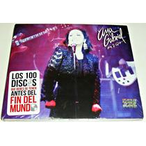 Cd Ana Gabriel / En Vivo / Ed Digipack / Nuevo