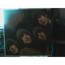 Lp De The Beatles: Rubber Soul 1966 (capitol Sello Negro)