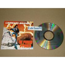 Laureano Brizuela De Poder A Poder 1991 Discos America Cd