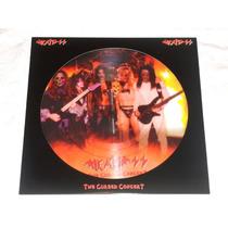 Death Ss The Cursed Concert 1992 Lp Vinil Picture Disc