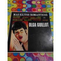 Olga Guillot Lp Mas Éxitos Romanticos.