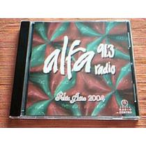 Cd Alfa 91.3 Radio - Navidad 2004 - Compilado Pop/rock Inter