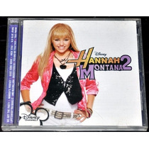 Hannah Montana 2 Miley Cyrus 2 Cds 2007 Walt Disney Records