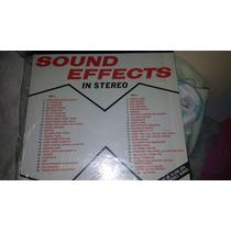 Disco Acetato De: Sound Effects In Stereo