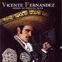Cd Vicente Fernandez - Aunque Me Duela El Alma