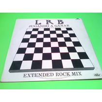 Disco Lp L R B Playing To Win Extended Rock Mix Single