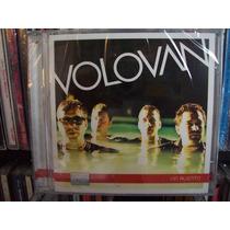 Volovan - Sin Aliento Cd Nuevo, Cerrado,