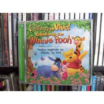 Winnie Pooh Musica Inspirada En Disney En Vivo Cd Nuevo