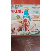 Vicente Fernandez Los Grandes Exitos Disco Lp