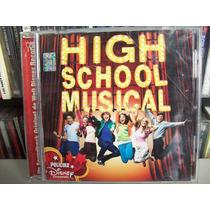 High School Musical Soundtrack Excelente Estado