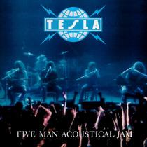 Tesla Five Man Acoustical Jam Vhs