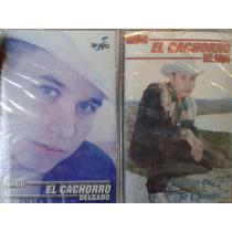 Casetes Mario El Cachorro Delgado Sellados Y Nuevos