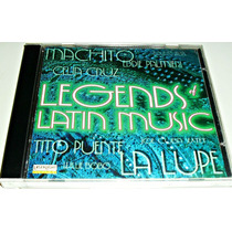 Cd Legends Of Latin Music / Machito Celia Tito Palmieri Etc