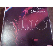 Disco Lp Recuerdos Rechard Clayderman 17 Inmortales