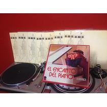 Coma Dj - El Encanto Del Piano Boxset Acetato Vinyl, 8 Lps