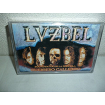Luzbel - Guerrero Callejero Cassette Tape