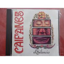 Caifanes El Silencio Edicion Del 92 Sin Codigos De Barras