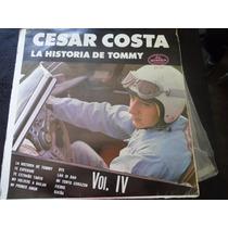 Discos De Vinilo Cesar Costa + Envio Gratis!!!