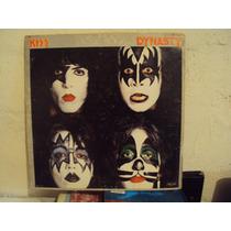 Lp Kiss Dynasty Rock Metal Vinyl Slade Acetato Vinilo