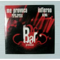 Maria Daniela Y Su Sonido Laser Me Provoca Cd Sencillo 2006