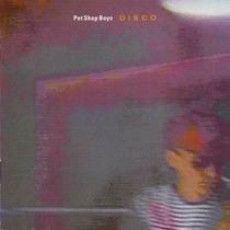 Cd Original The Pet Shop Boys Remix Album Disco In The Night
