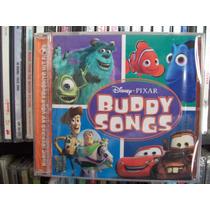 Disney & Pixar ¿buddy Songs¿ Cd Nuevo, Cerrado